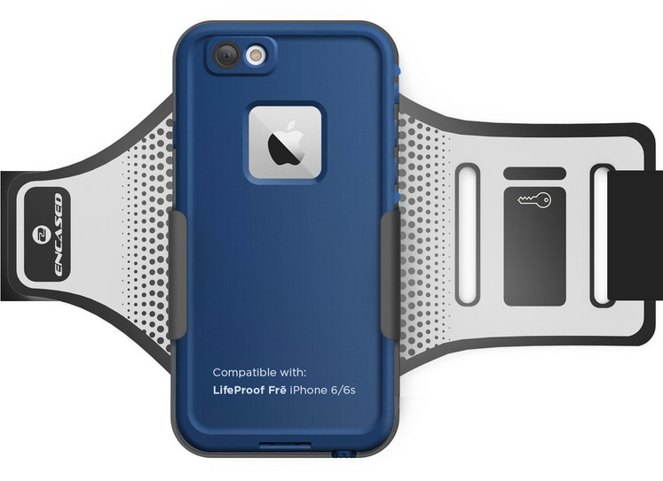 best service 38238 ea6fd Encased LifeProof Armband for LifeProof FRE Case iPhone 8/7/6/6S ...