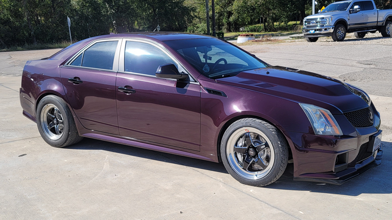 Gloss Black Rose wrap by Elite Auto Shield, LLC in Beaumont, TX ('@eliteautoshieldllc)