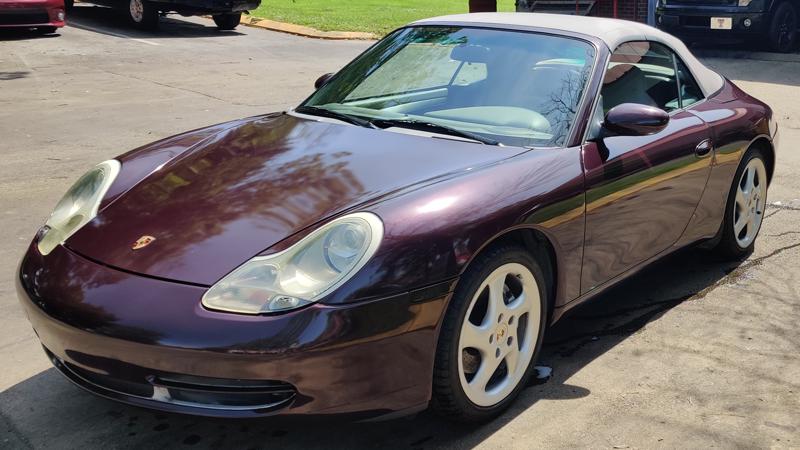 Gloss Black Rose wrap by Pop's Car Wash (@wrapsbypops) Franklin, TN