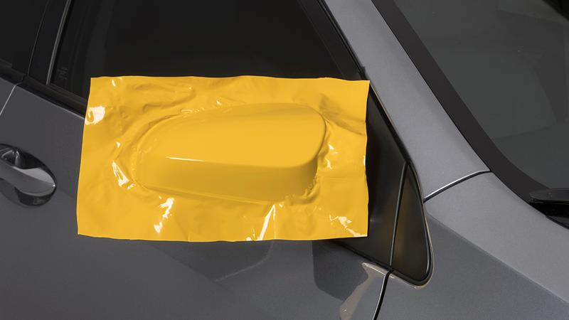 """60"""" Gloss Bright Yellow"""