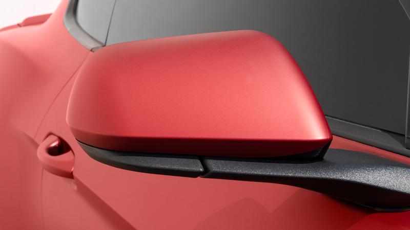 "60"" CheetahWrap Satin Red Aluminum"