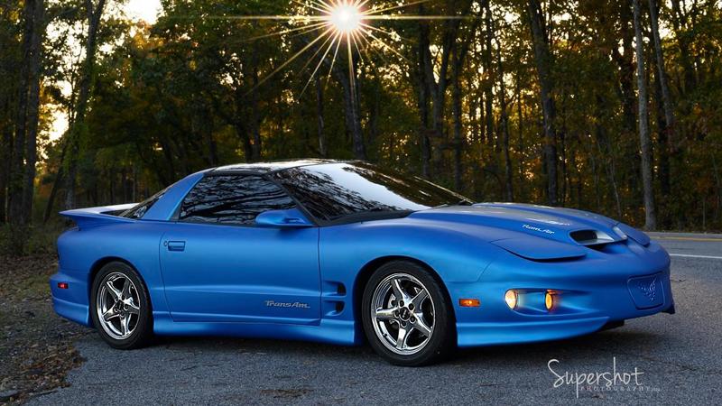 Satin Blue Aluminum wrap by S4L Wraps in LaGrange, GA (@s4lwraps)