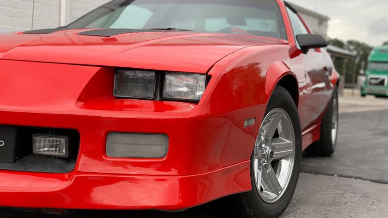 Gloss Carmine Red wrap by Wraptor Auto Styling in Dayton, OH (@wraptorautostyling)