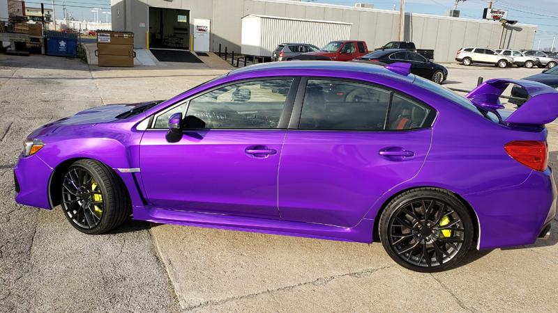 Gloss Purple Passion