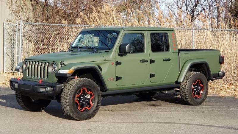 Matte Military Green wrap by Wrap Ohio (@wrapohio) in Willowick, OH
