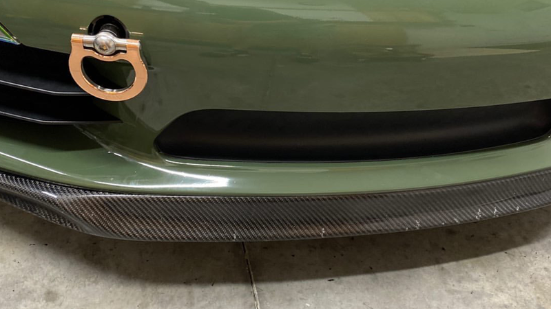 Gloss Military Green wrap by Scott Kennedy in Winter Gardens, FL (@chosonseoul)