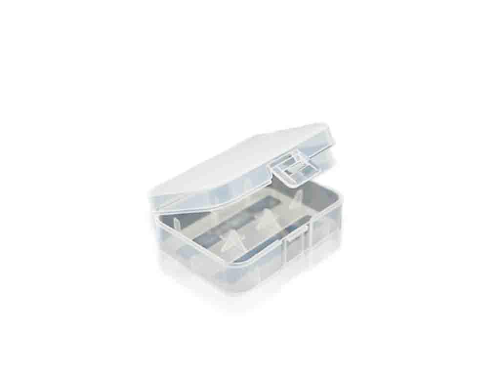 18490/18500 Dual Battery Case