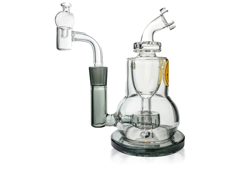 GOODY GLASS The Cheif Mini Rig