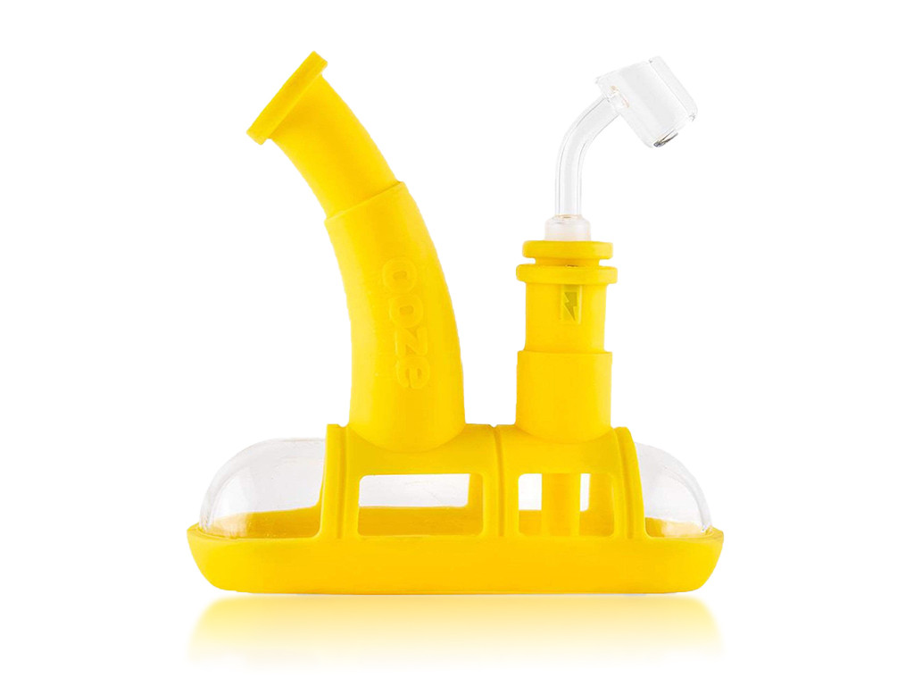 OOZE Silicone Steamboat Bubbler