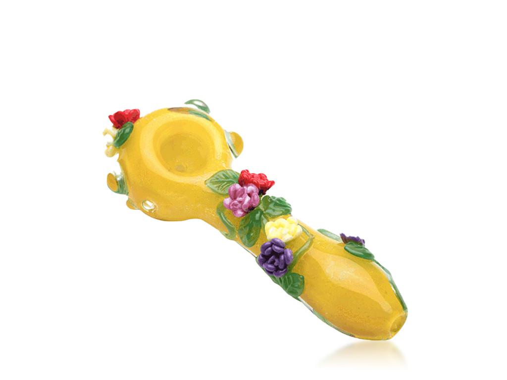 EMPIRE Glassworks Sunshine Garden Mini Spoon Pipe
