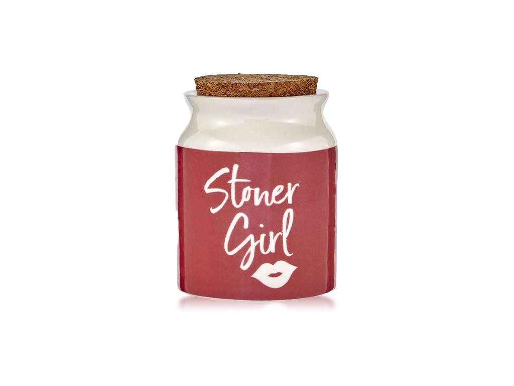 Stash Jars with Cork