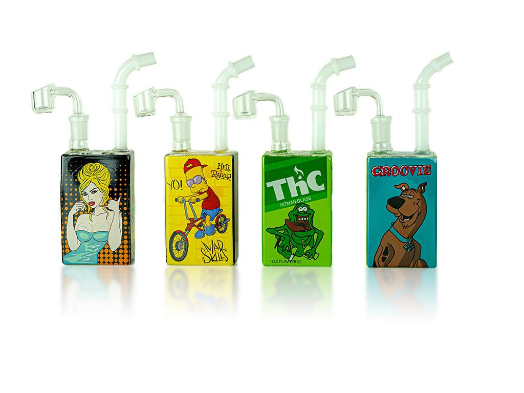 Juice Box Glass Rig