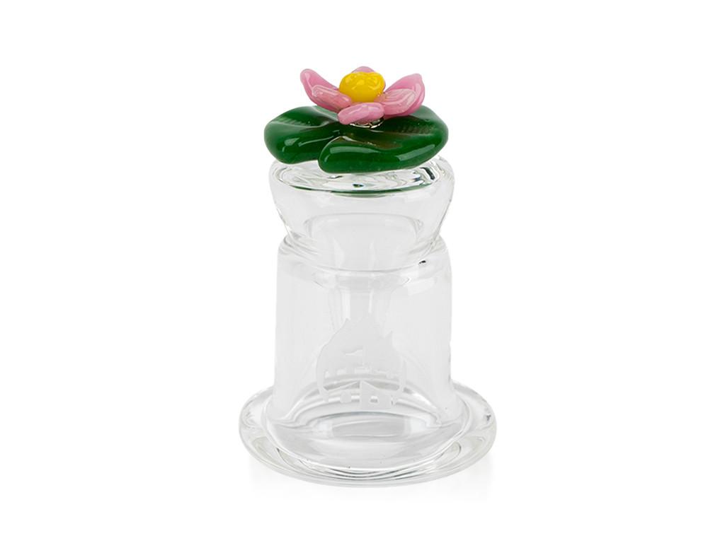Empire Glassworks Lotus Bubble Carb Cap