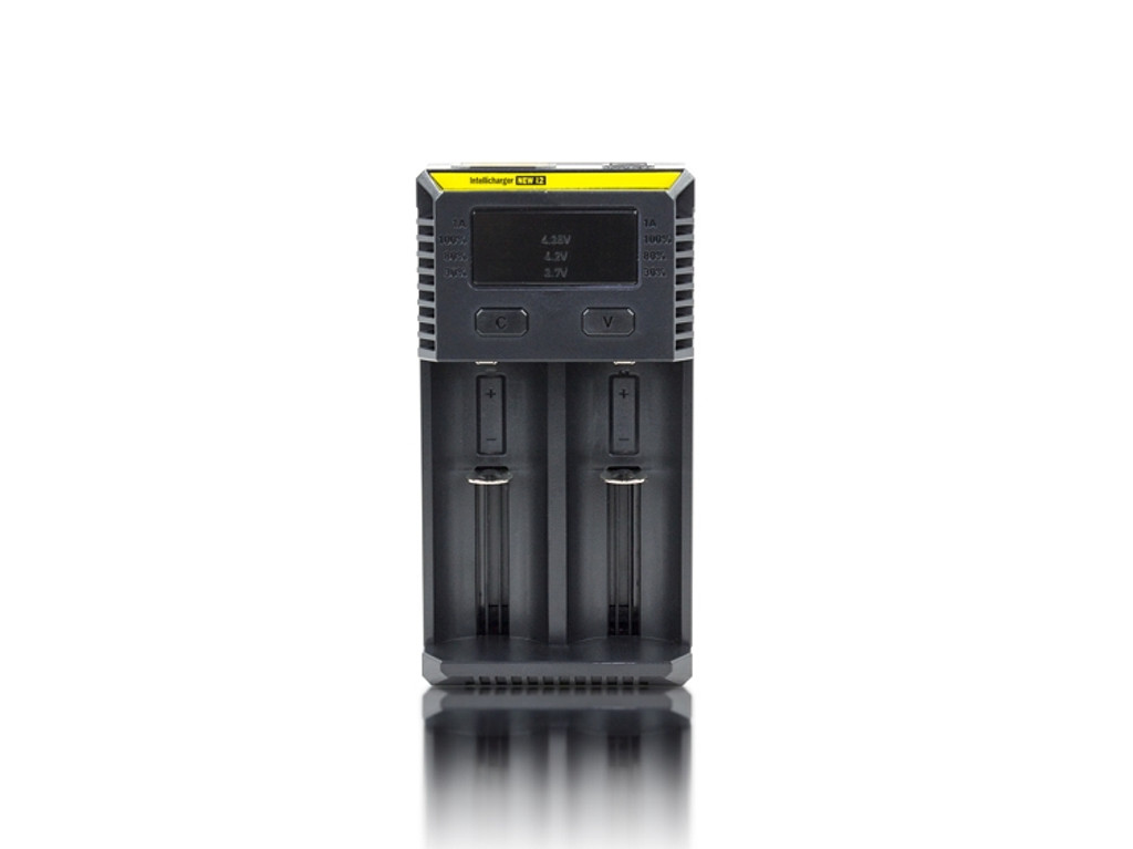 Intellicharger I2 by Nitecore