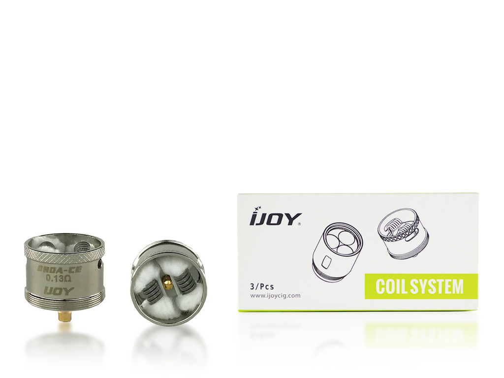 iJoy Combo SRDA Replacement Coils
