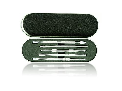 Aluminum 5 Piece Custom Dab Tools