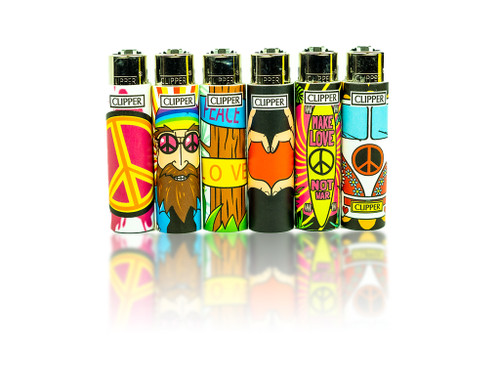 Clipper POP Hippie Lighter