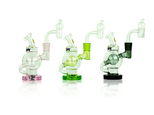 GOODY GLASS The Orbit 4 Piece Mini Rig