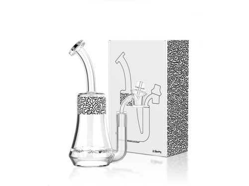 K. Haring Glass Rig