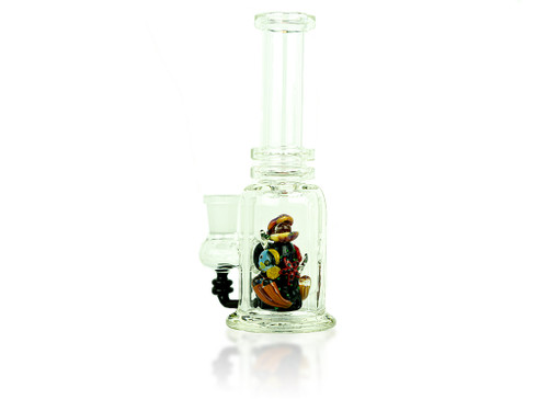 Empire Glassworks Save the Sea Mini Beaker