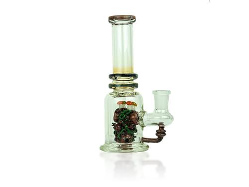 Empire Glassworks Renew the Redwood Mini Beaker