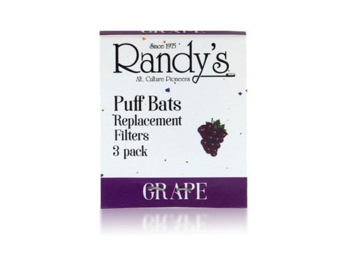 Randy's Puff Bat Replacement Filter