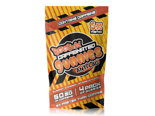 Boosted Caffeinated Gummies