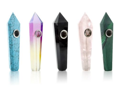 """Crystal Pipe 4"""""""
