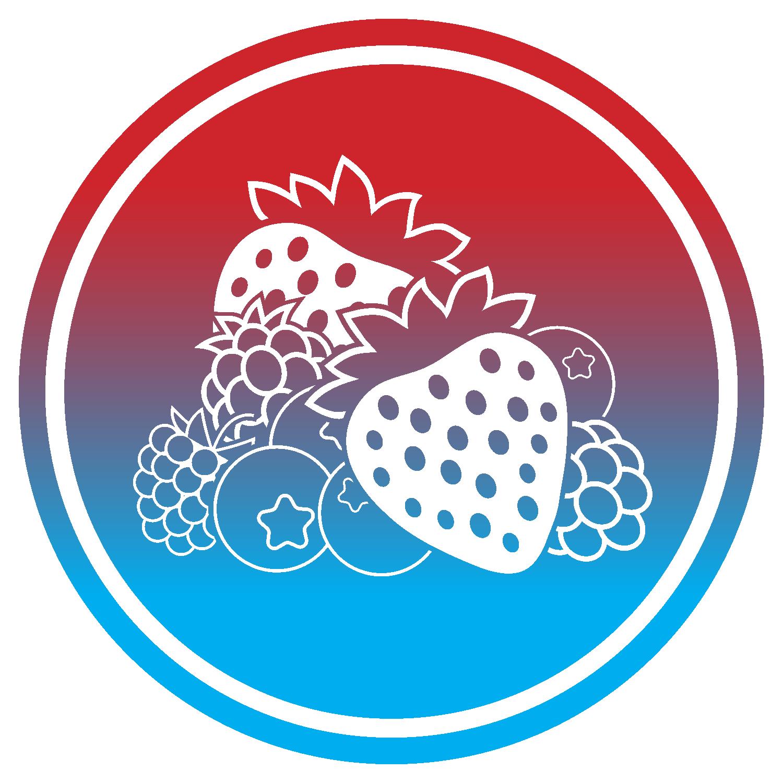 mixed berry vape