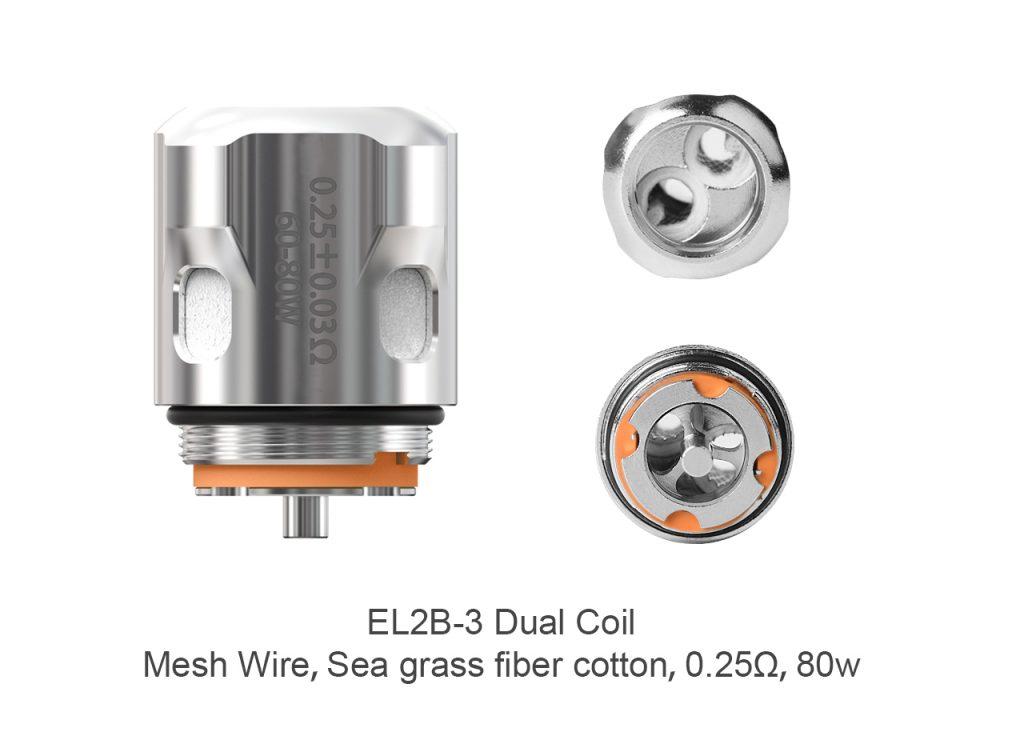 EL2B Dual Coil