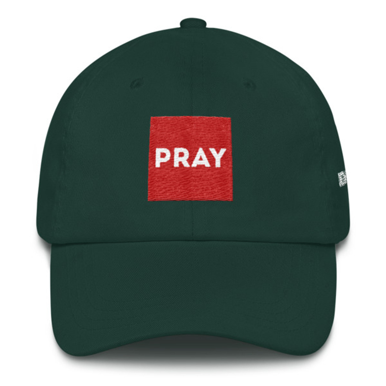 PRAY Box - Dat Hat