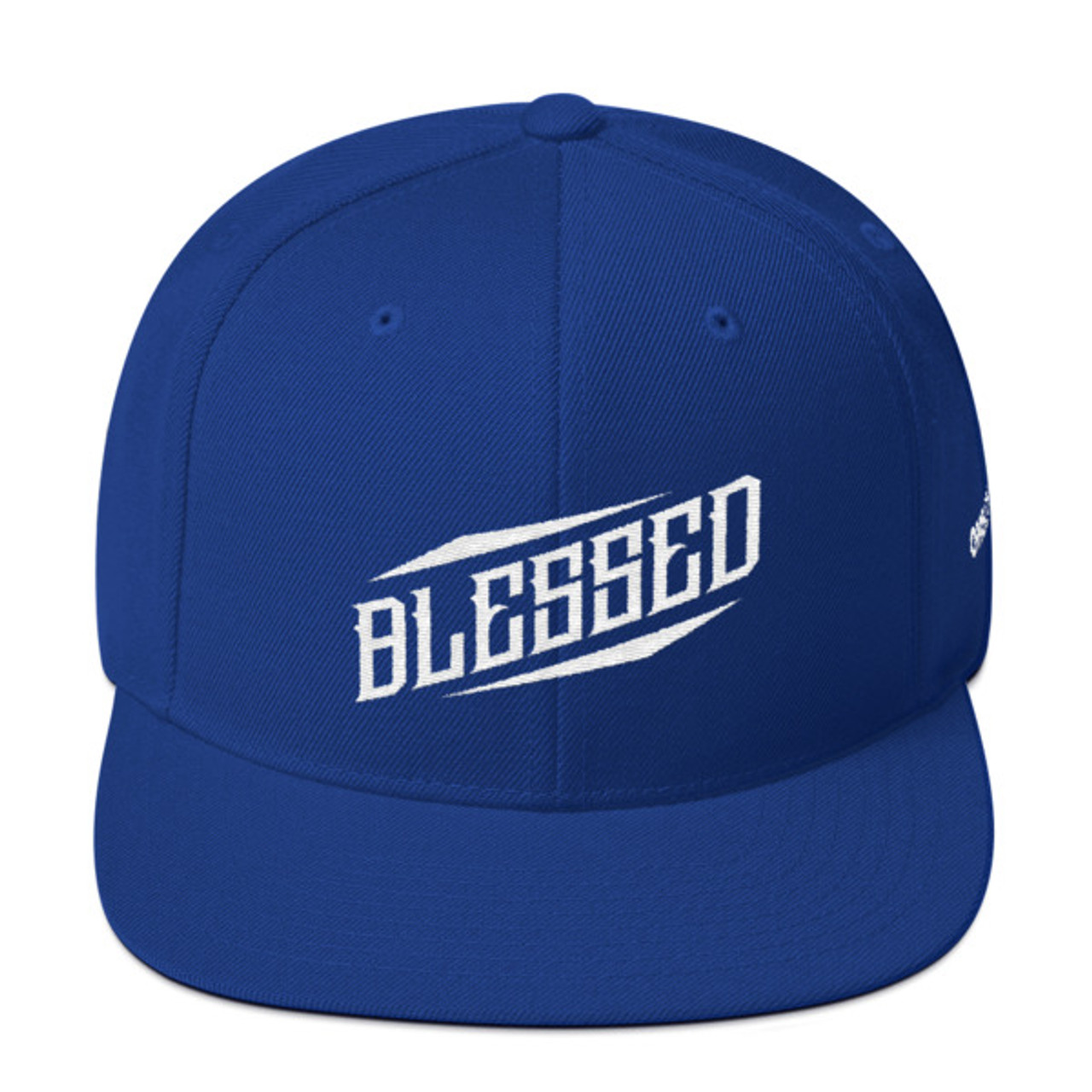 Blessed - Snapback Hat