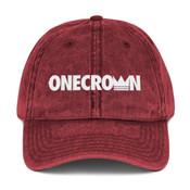 ONECROWN - Vintage Dad Hat