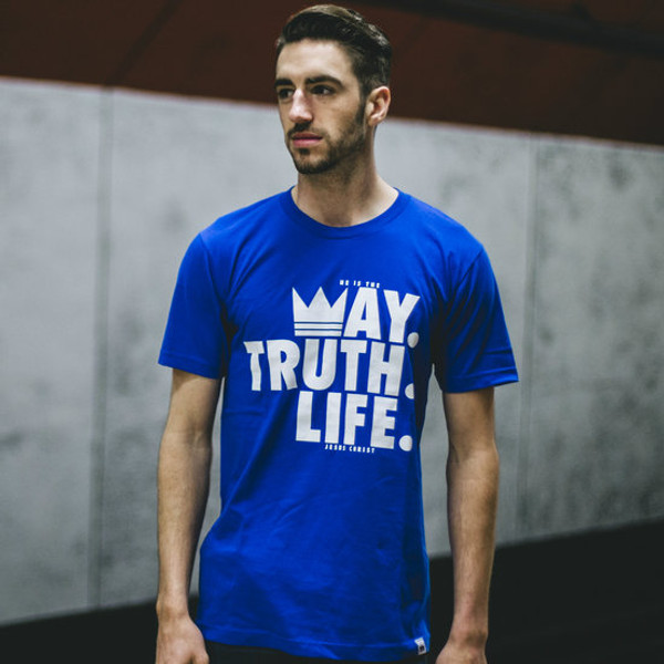 Way Truth Life - Tee