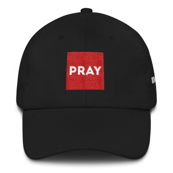 PRAY Box - Dat Hat
