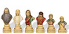 Lord of the Rings Hand Decorated Theme Chess Set