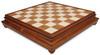 Italfama Tuscan Marble & Tilia Wood Two Drawer Chess Case - Large