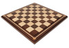 "Mission Craft South American Walnut & Maple Solid Wood Chess Board - 2.25"" Squares"