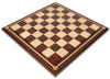 "Mission Craft South American Walnut & Maple Solid Wood Chess Board - 2.5"" Squares"