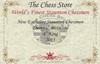 "New Exclusive Staunton Chess Set Ebony & Boxwood Pieces with Mahogany Chess Box  - 4"" King"