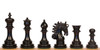 "Marengo Staunton Chess Set Ebony Pieces 4.25"" King"