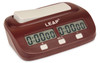 DT19 Leap Digital Chess Clock - Brown