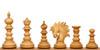 """Marengo Staunton Chess Set Boxwood Pieces 4.25"""" King"""