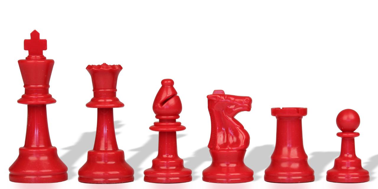 DARK Plastic Replacement Chess Piece PAWN