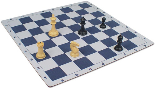 Floppy Chess Board Blue