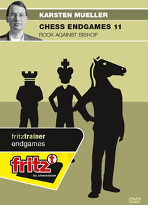 Chess Endgames 11 - Rook against Bishop