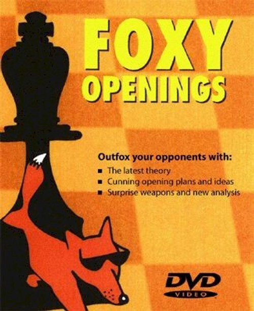 Foxy Openings King's Indian Attack Easily Explained Vol.111