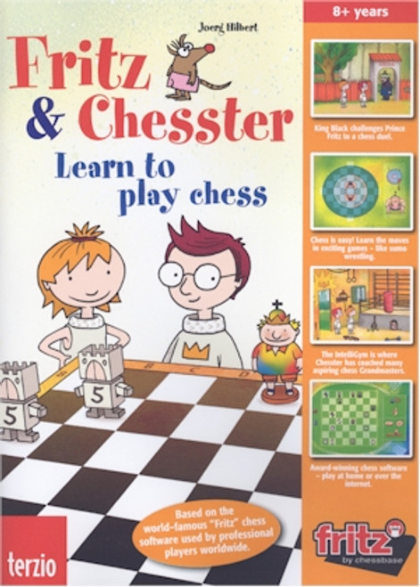 Fritz & Chesster
