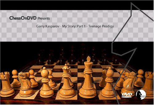 Gary Kasparov - My Story: Part 1 - Teenage Prodigy
