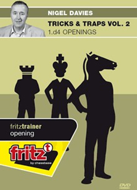 Tricks & Traps Vol. 2 - 1.d4 Openings